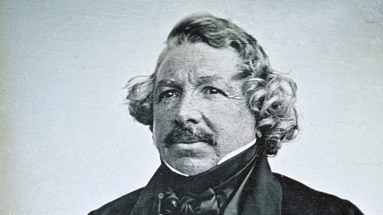 لویی داگر (Louis Daguerre)