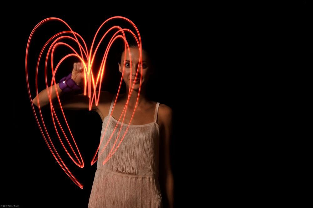 لوازم مورد نیاز برای عکاسی نقاشی با نور